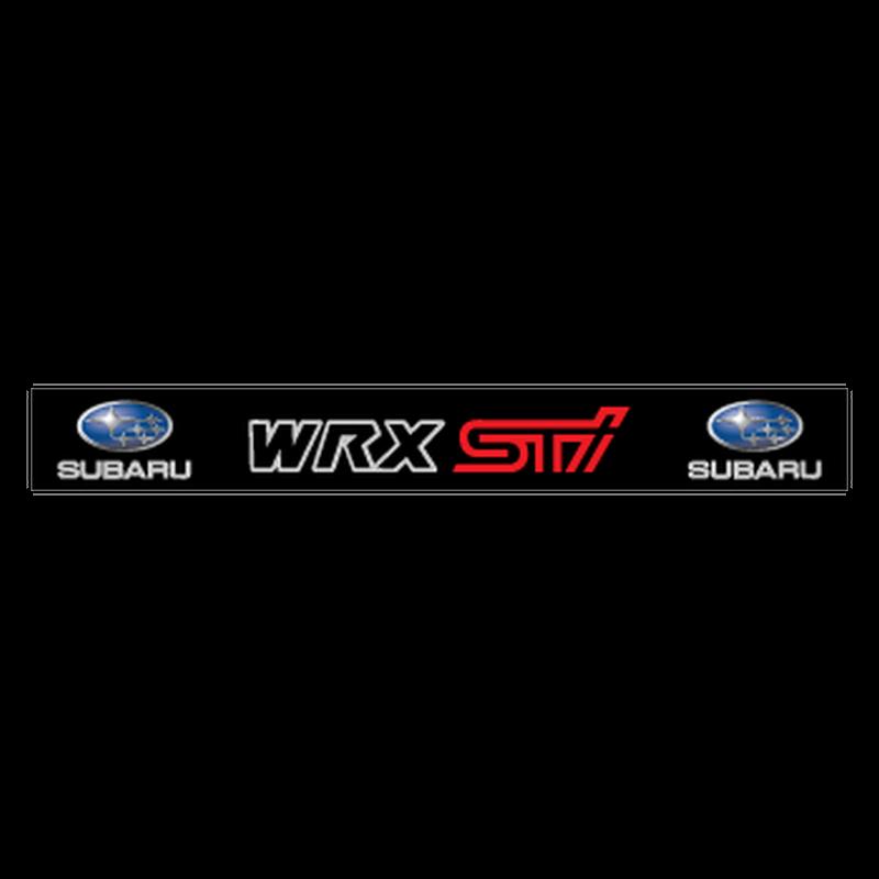 Subaru WRX STI Sunstrip Decal