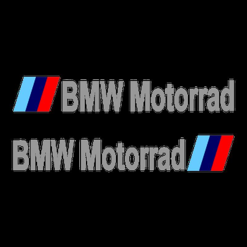 Kit Stickers BMW Motorrad (16 x 2,5 cm)