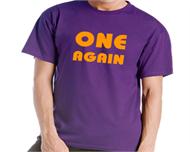 T-Shirt Disco - ONE AGAIN