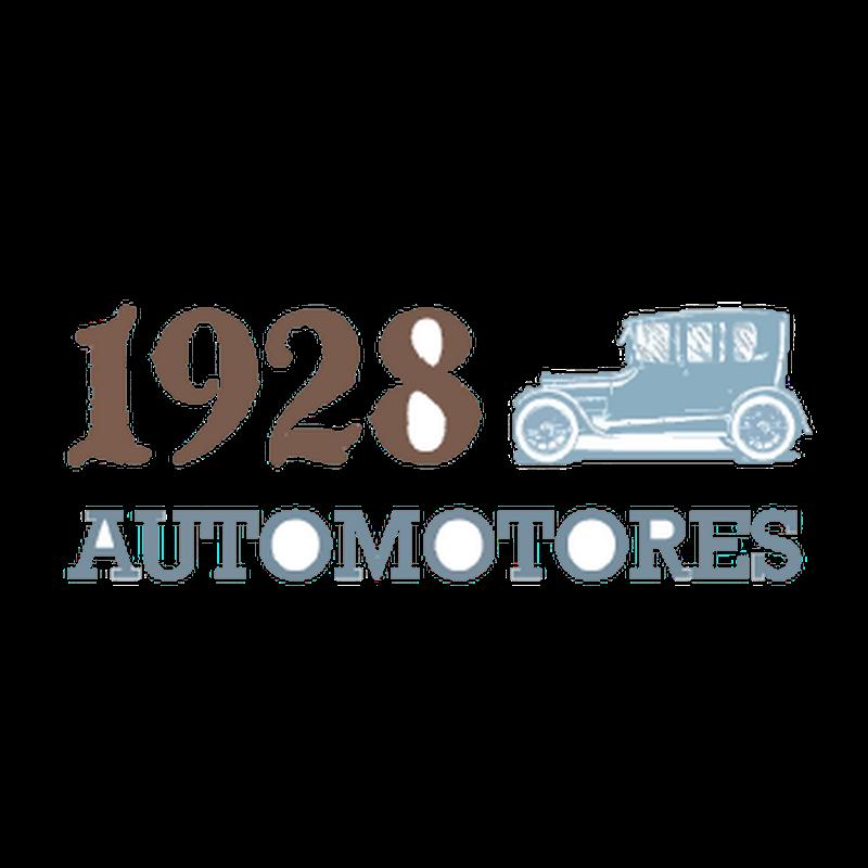 1928 Automotores Decal