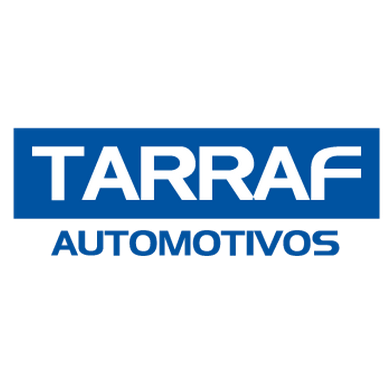 Tarraf Automotivos Decal