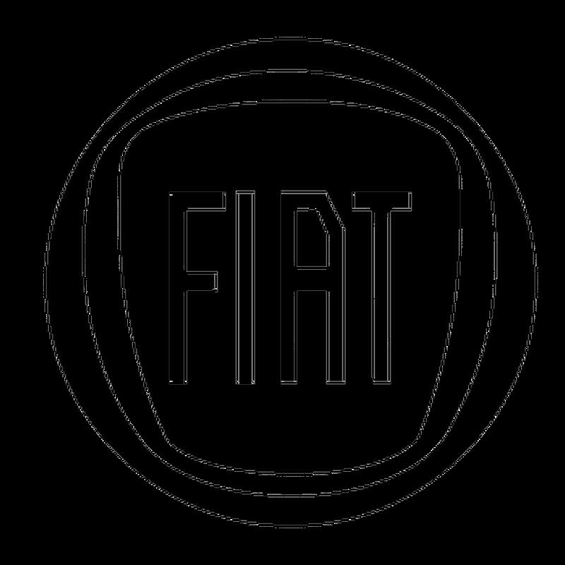 Fiat Logo Decal