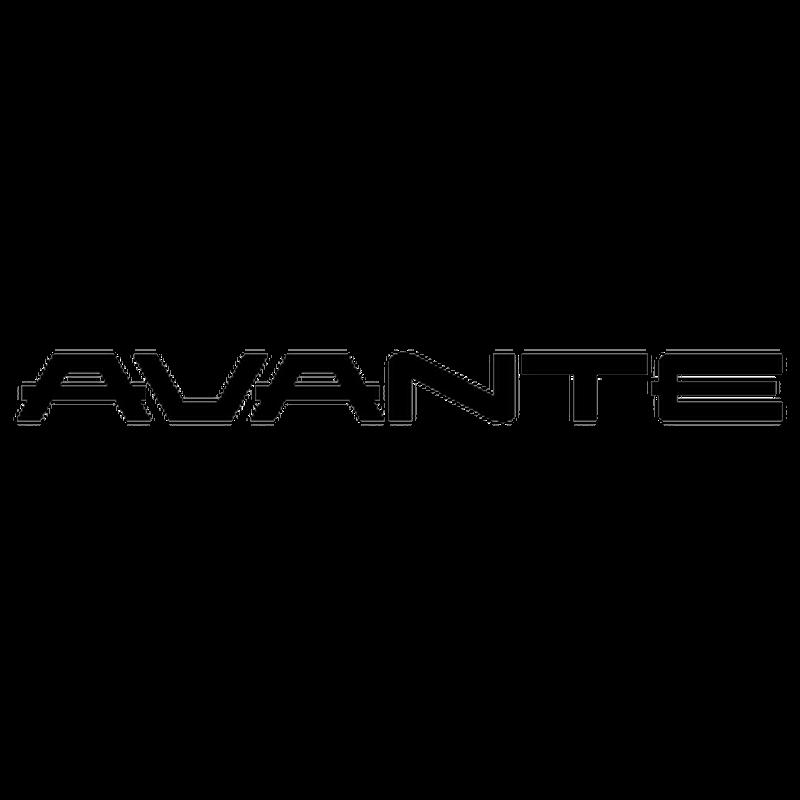 Hyundai Avante Logo Decal
