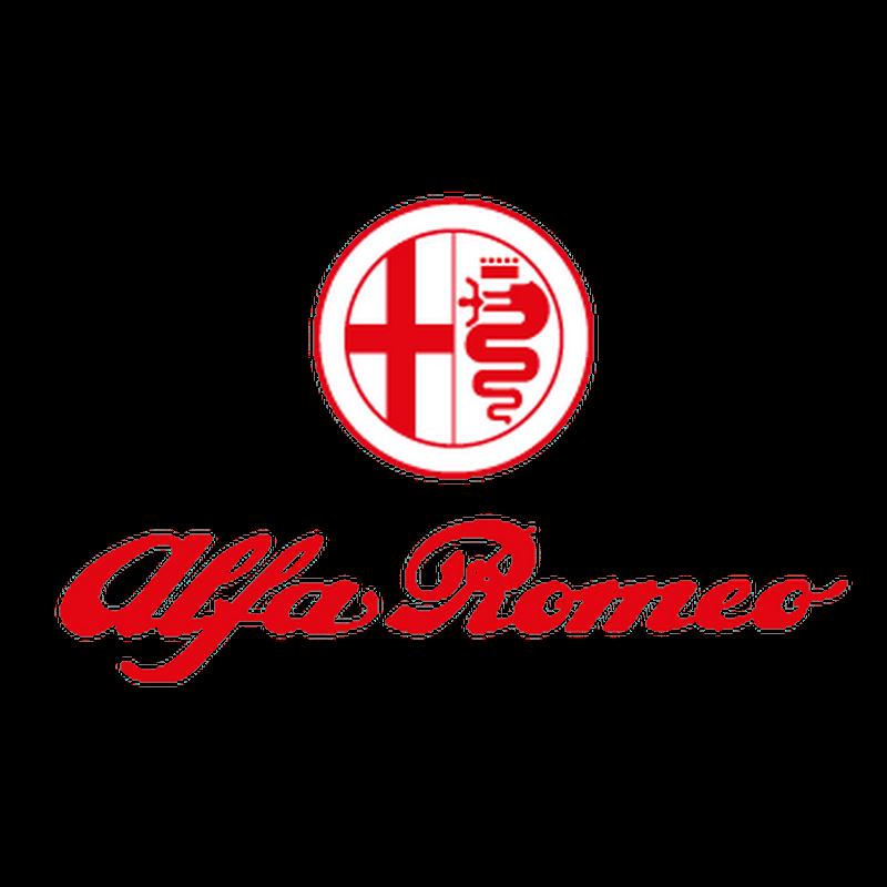 alfa romeo logo decal