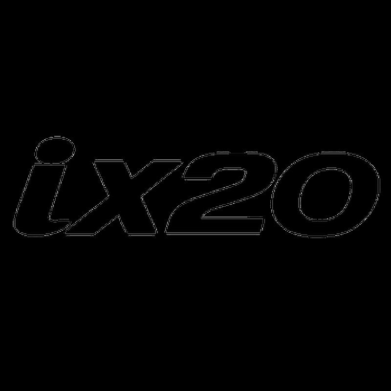 Sticker Hyundai ix20 Logo