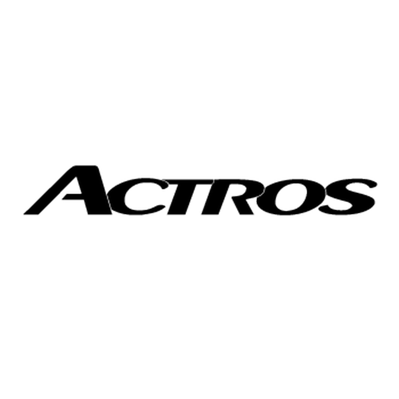 Mercedes Actros Logo Decal