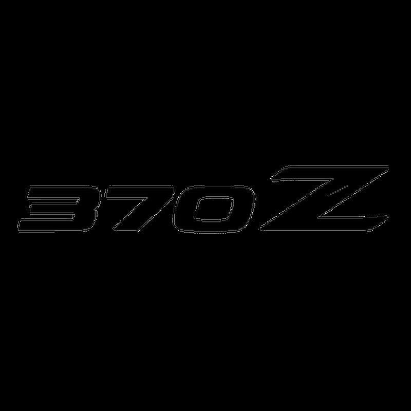 Sticker Nissan 370 Z Logo