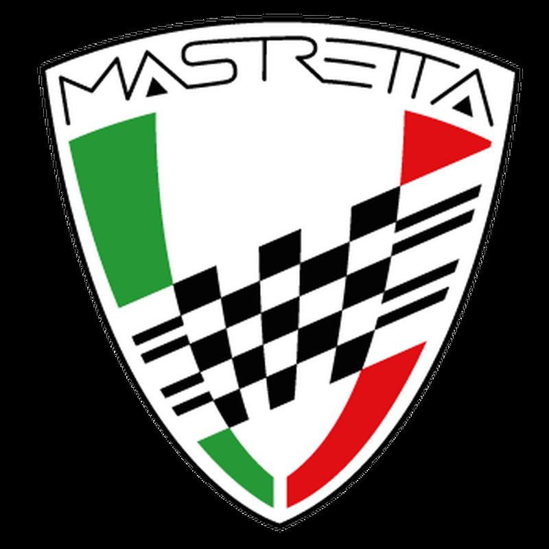 Mastretta Logo Decal