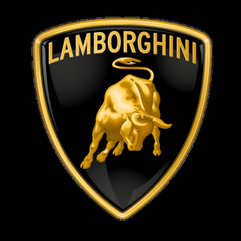 Lamborghini Logo Decal