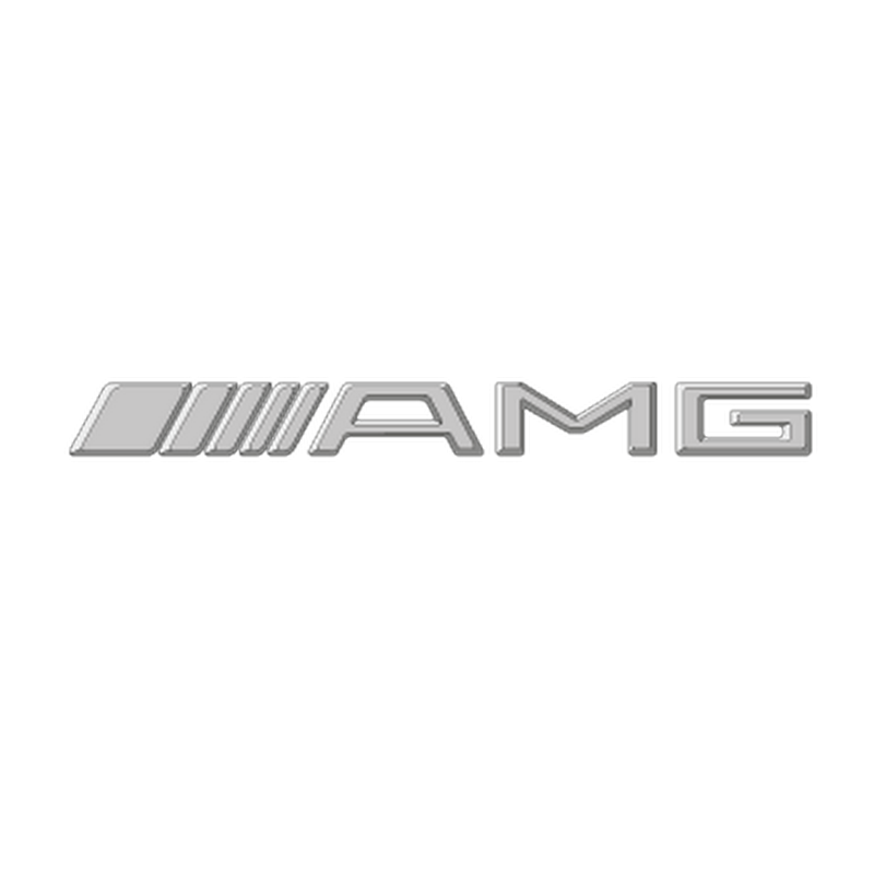 AMG Logo Decal