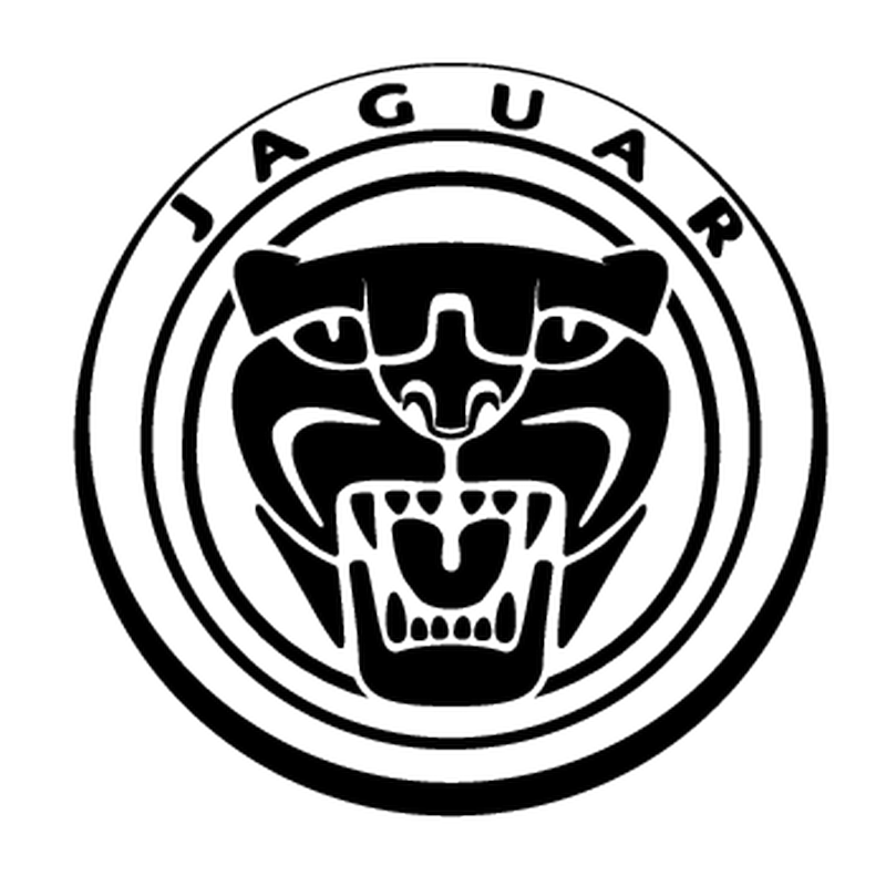 Jaguar new logo