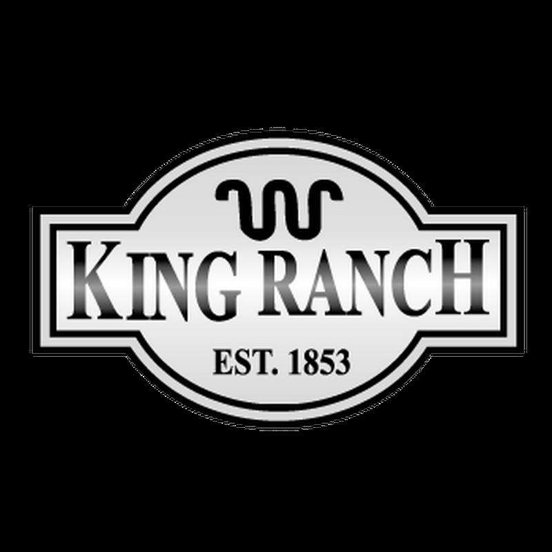 king ranch logo decal