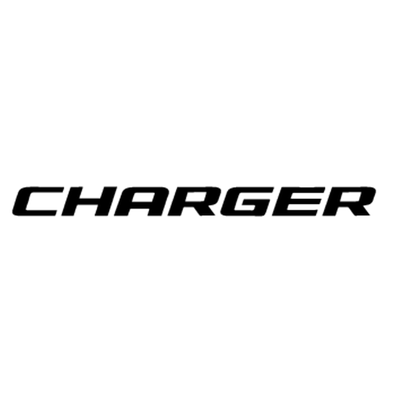 Dodge Charger Logo Decal
