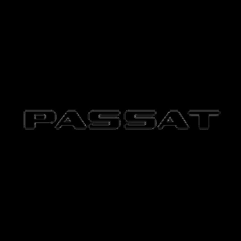 Vw Passat Logo Decal