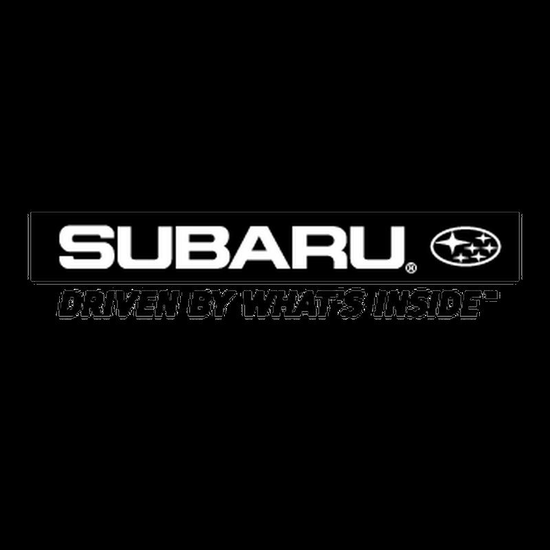 Sticker Subaru Driven By What's Inside