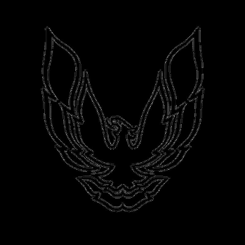 Pontiac 89 Trans Am Logo Decal