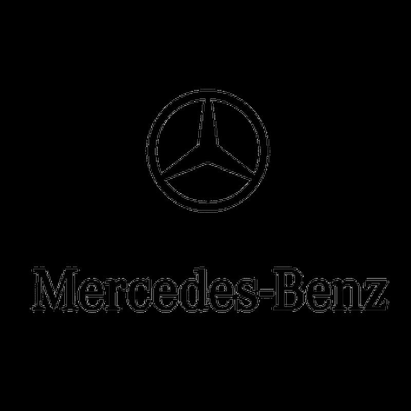 Mercedes Benz Logo Decal