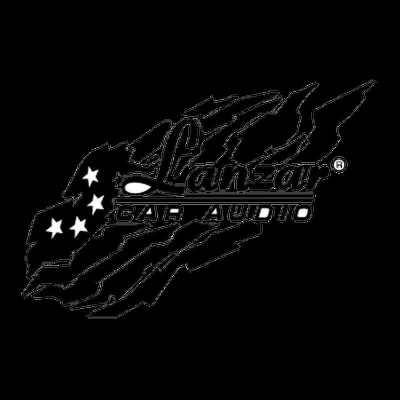 Lanzar Audio Logo Decal