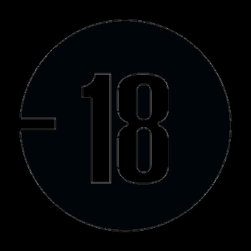> Sticker -18