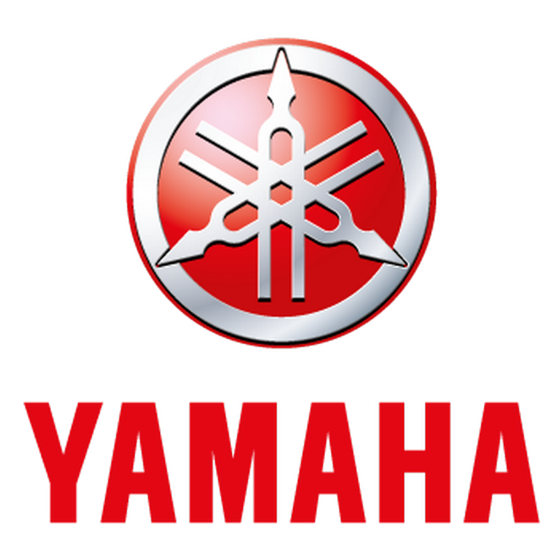 Yamaha logo Decal
