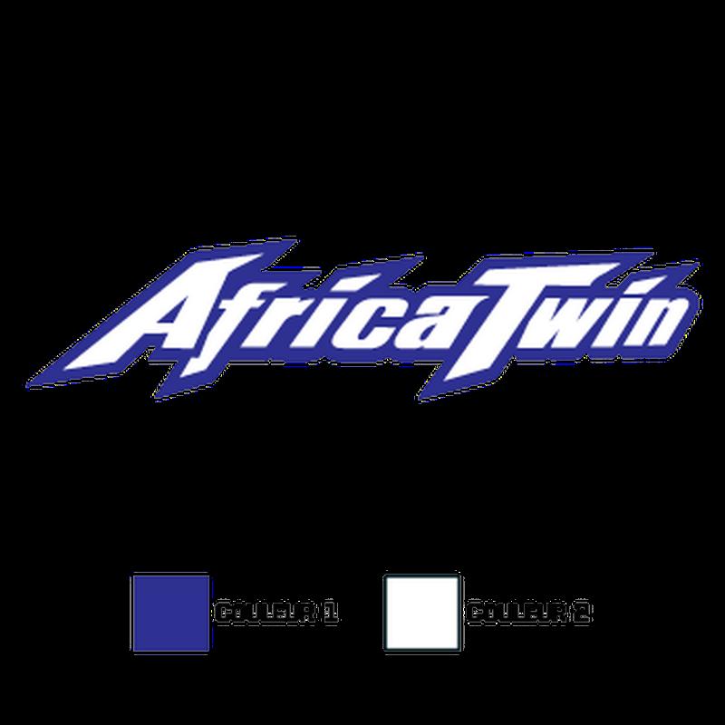Honda Africa Twin Logo Decal 1