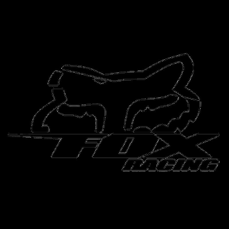 Fox Racing Decal 1