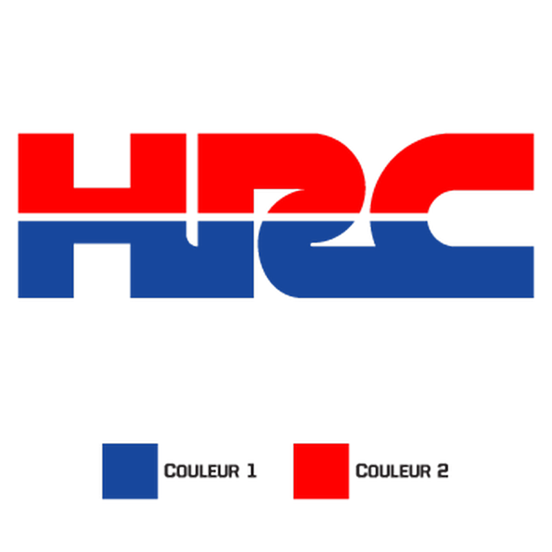 Honda HRC Decal