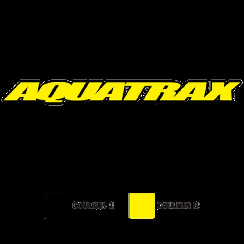 Honda Aquatrax Decal