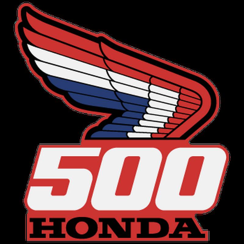 Sticker Honda Logo 500