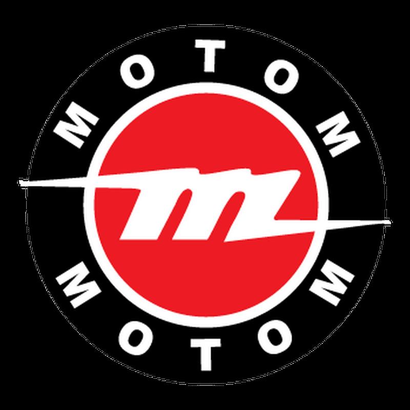 Motom Decal