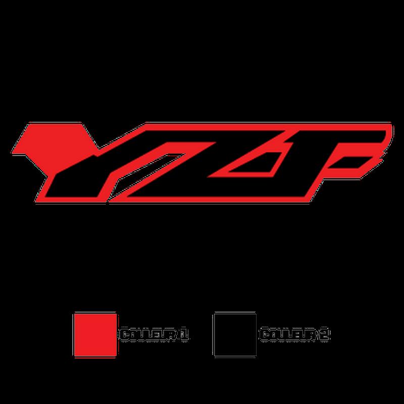 Sticker Yamaha YZF
