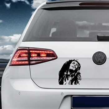 Bob Marley Volkswagen MK Golf Decal