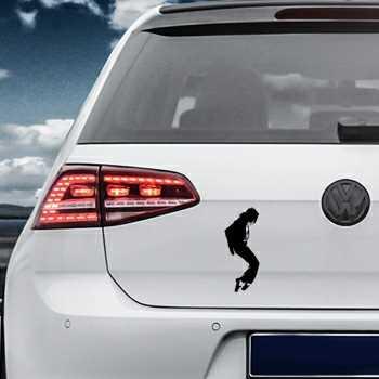 Sticker Vw Golf Michael Jackson 3