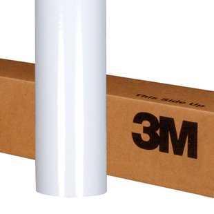 3M Wrap Film - Blanc Brillant