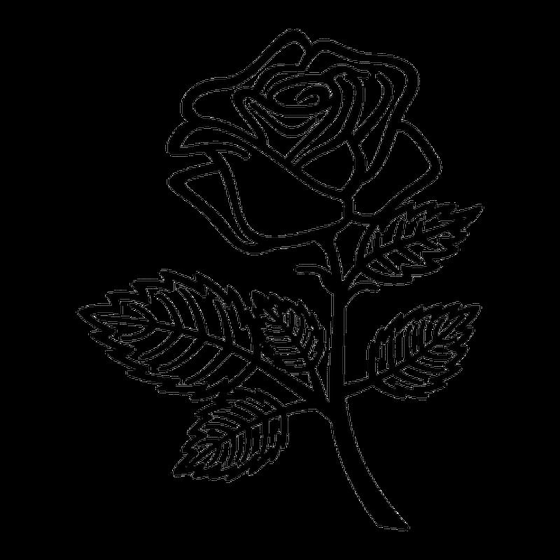 Sticker Blüte 1