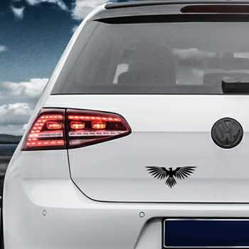Eagle Volkswagen MK Golf Decal