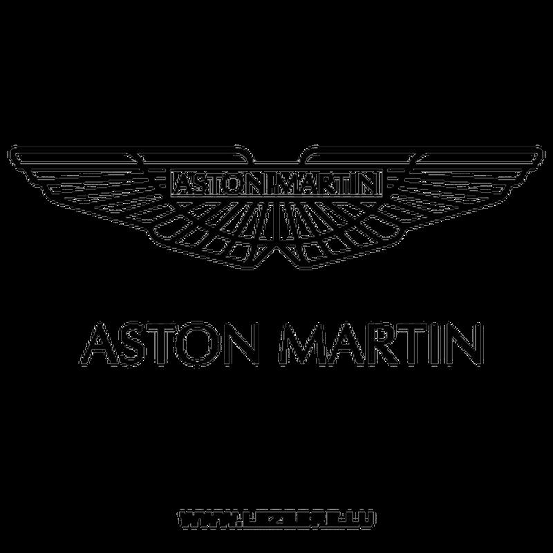 Aston Martin Decal