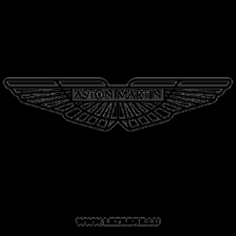 Aston Martin Decal 2