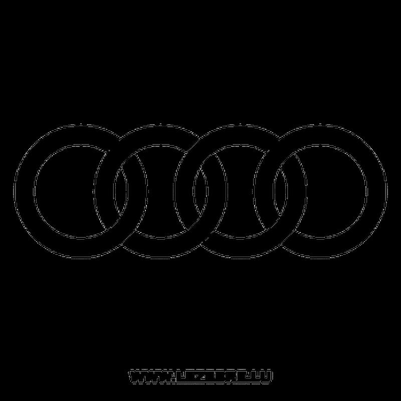 Audi Logo Decal [CLONE]