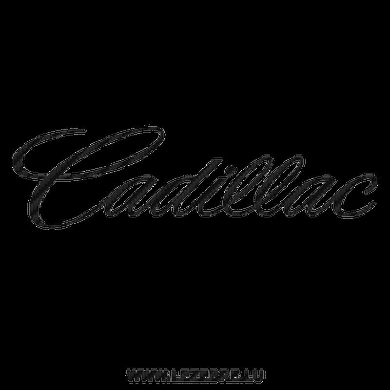 Cadillac Carbon Decal