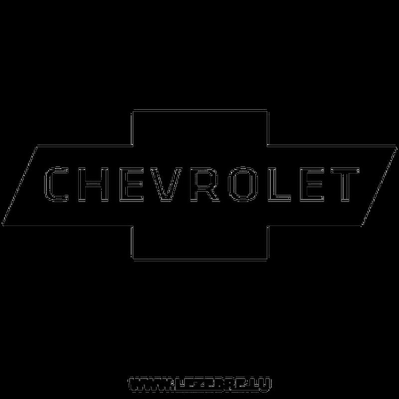 Chevrolet Logo Decal