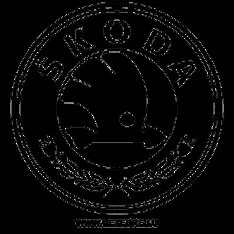 Skoda Logo Decal