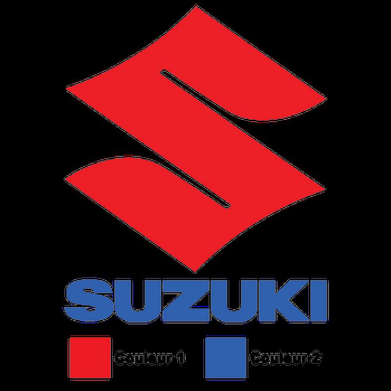 Suzuki Logo Decal 2
