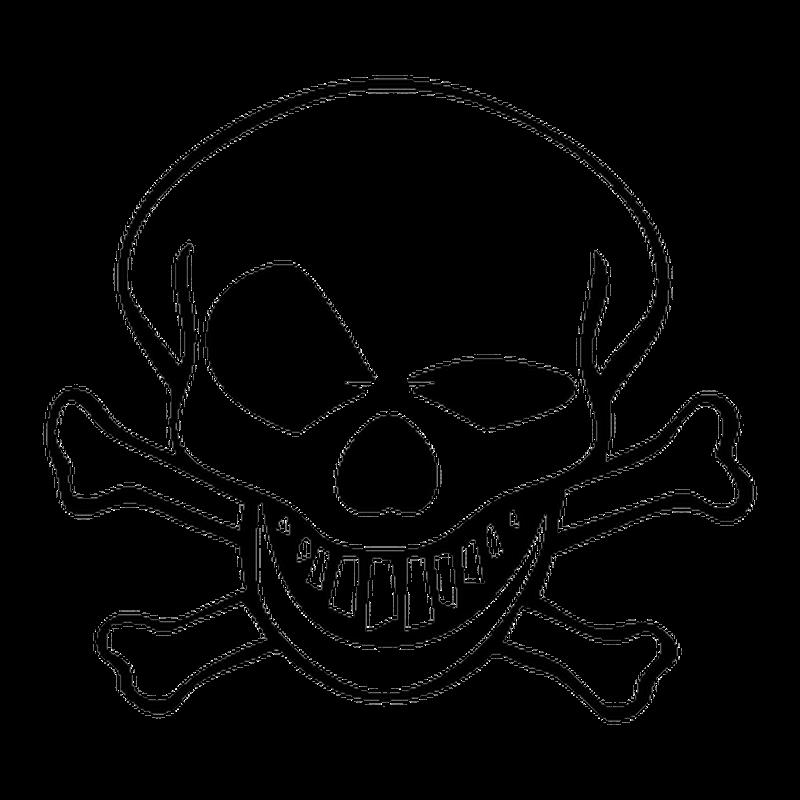 Sweat-Shirt Tête de Mort 3