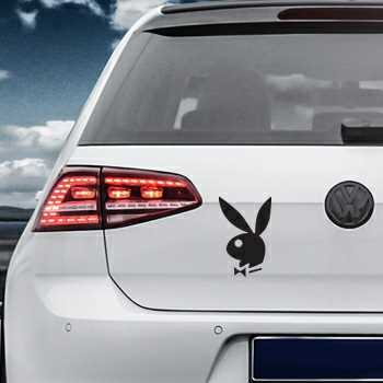 Bunny Playboy Volkswagen MK Golf Decal
