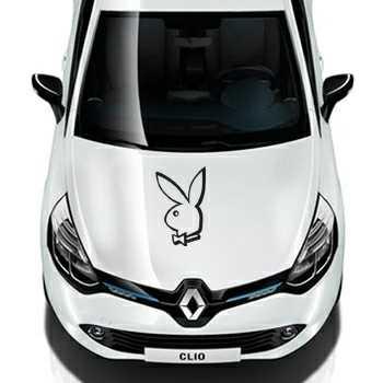 Playboy Playmates Bunny Renault Decal