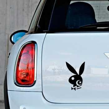 Sticker Mini Playboy Bunny Algérien