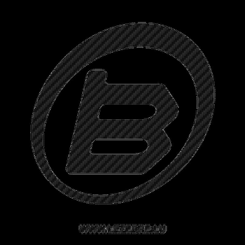 BMC Logo Carbon Decal