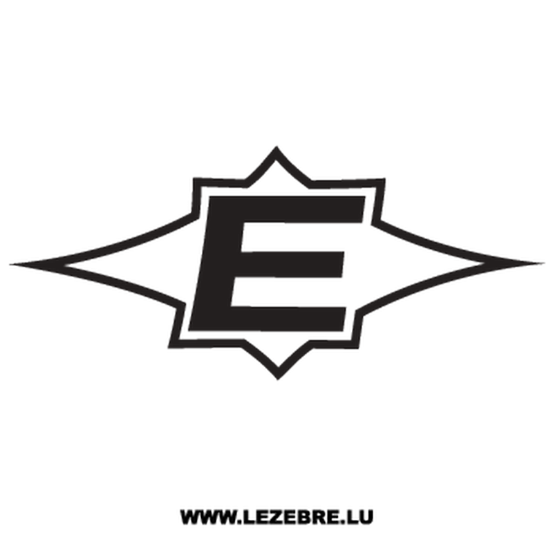 Easton Logo E Decal