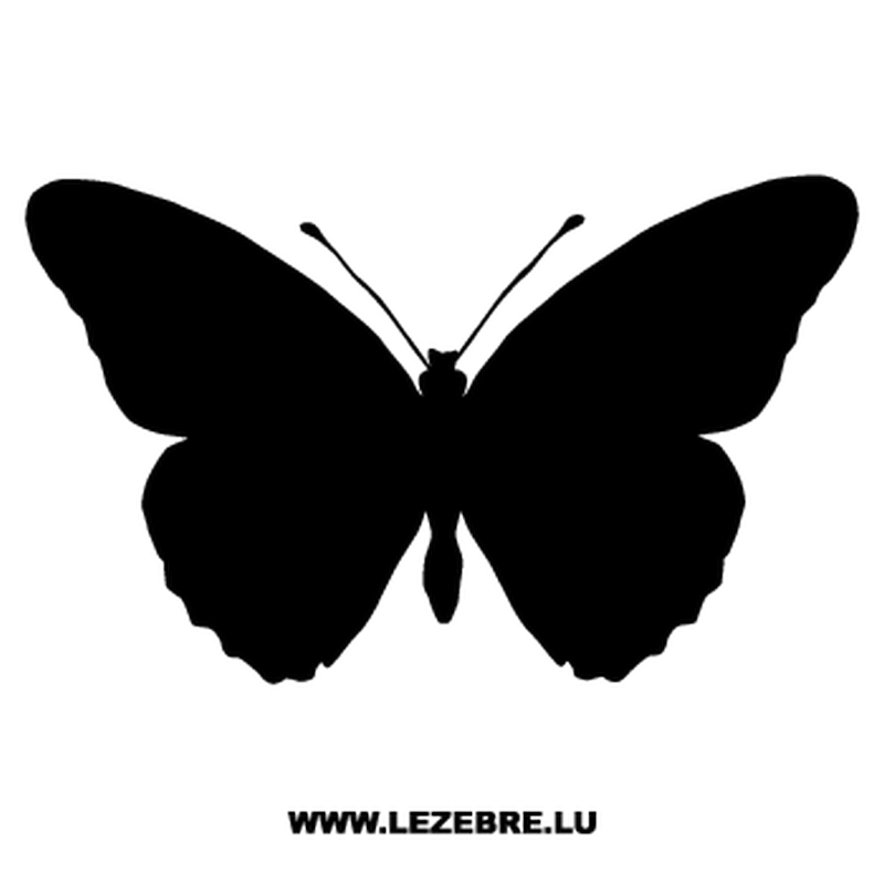 Butterfly Decal 39